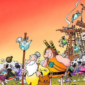 No Rest For The Lazy &#8211 Preview Groo: Friends And Foes #6 From Dark Horse