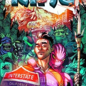 Joshua Hale Fialkov, Bernard Chang And Marcelo Maiolo Launch King #1 From Jet City Comics In August
