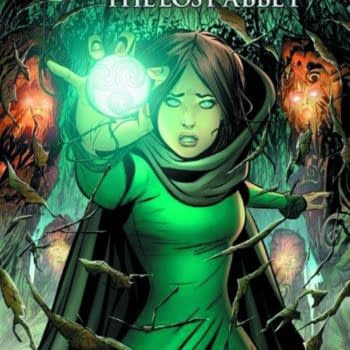 Jeff Wheeler's Muirwood Comes To Comics In August, From Writers Of Fables