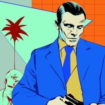 Sharp Dressed Man: A Chat With Dennis Calero On The Suit, Arriving In Dark Horse Presents This Week