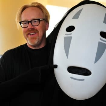 Adam Savage Talks Cosplaying At Conventions