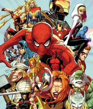 Secret Wars #1 Variant And First Editions Still Available