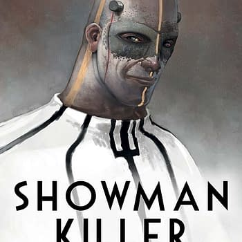 Alejandro Jodorowskys Esoteric Flair Is Coming From Titan Comics With Showman Killer: Heartless Hero
