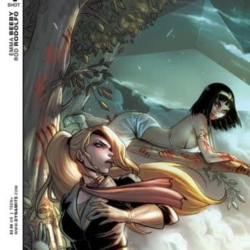 Emma Beeby's Commentary On Swords Of Sorrow: Pantha / Jane Porter