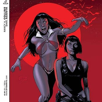 Nancy Collins Talks Vampirella And Jennifer Blood For New Swords Of Sorrow Mini