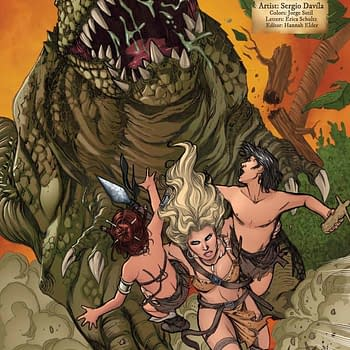 Female Empowerment Is Unleashed On Swords Of Sorrow #1