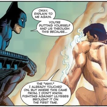 Seriously, Can't Superman Keep His Clothes On Anymore? (SPOILERS)