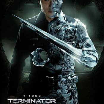 Terminator: Genisys Character Posters Revealed