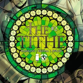 Top Cow Preview: The Tithe #2 By Hawkins And Ekedal