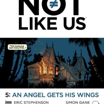 They're Not Like Us #5 Stays Top Notch With Backstory Revelations