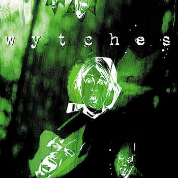 Advance Look At Scott Snyders Essay In Wytches #6 &#8211 We Pledge You For A Second Arc
