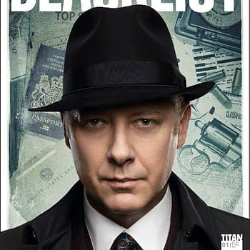 A Sneak Peek Inside The Blacklist #1