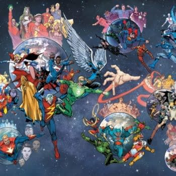 Smashing Convergence, Darkseid War And Multiversity Together On Earth 2 (SPOILERS)