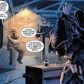 You'll Believe A Commissioner Can Fly In Detective Comics Preview