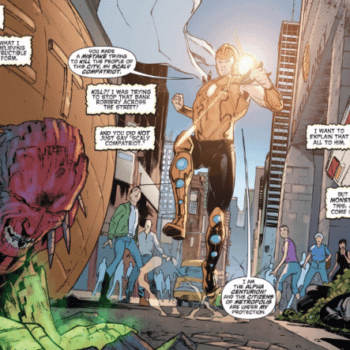Doomed Brings Back The Alpha Centurion To The DCU