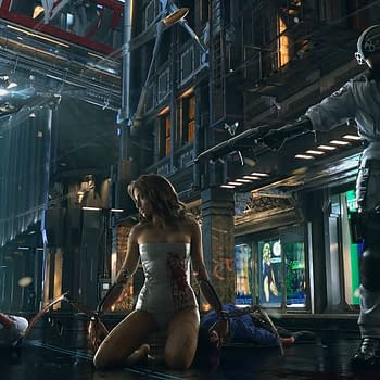 CD Projekt Red Seems to be Teasing Something Cyberpunk 2077 with Mysterious Livestream
