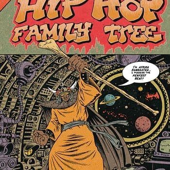 Countdown To The Eisners 2015 – Best Reality-Based Work
