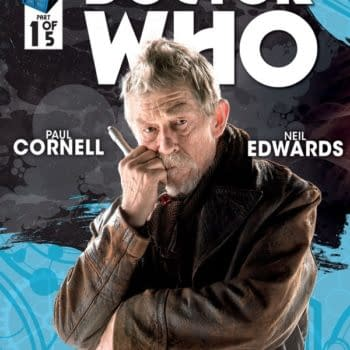The War Doctor Is The Fourth Doctor In Titan's Summer Event