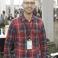 Denver Comic Con 15: Van Jensen Chats About The Flash Annual #4