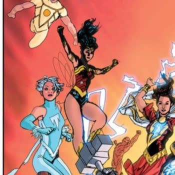 So… Is Donna Troy In Wonder Woman's Armour, Coming To DC You?