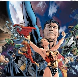 DC Comics Registers JLA Trademark, Challenges Riyanna's Robyn