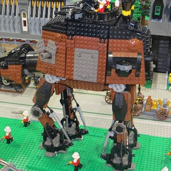 Denver Comic Con 15: The Only Way To Get X-Men Vs. Sentinels In Lego