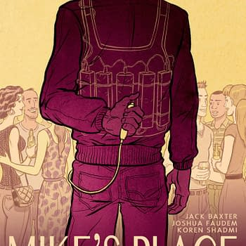 Graphic Novel Mikes Place Covers Tragedy And Blues In Tel Aviv