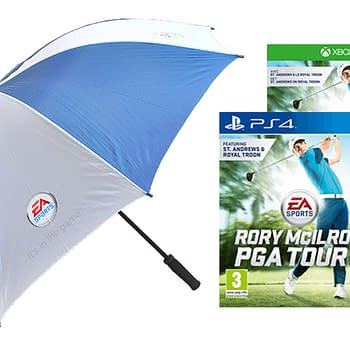 This Special Edition Of Rory McIlroy PGA Tour Comes With An Umbrella