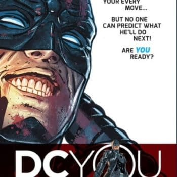 DC Comics' Most Hackable Ad Campaign Of All With DC You