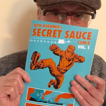 Inspirational Pop Culture Photographer & Comic Creator Seth Kushner Has Passed Away