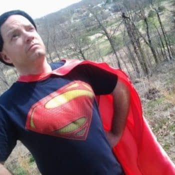 A Real Superman Documentary From The Real Harry Potter