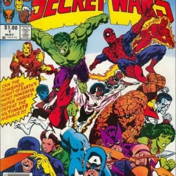 Replacing The FF And X-Men On Secret Wars Image With Marvel Studio Characters