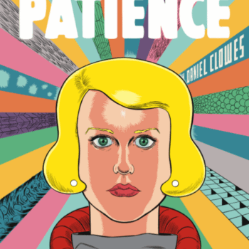 The Winner Of The 2017 Eisner For Best Graphic Novel, Patience By Dan Clowes