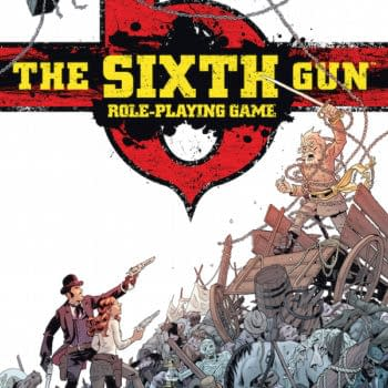 Calling All Sixth Gun Fans! An RPG Is Headed Your Way