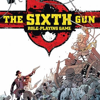 Calling All Sixth Gun Fans An RPG Is Headed Your Way