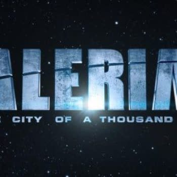 Luc Besson To Adapt The French Comic 'Valerian', As His New Movie