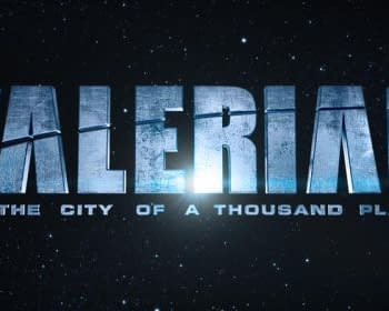 Luc Besson To Adapt The French Comic Valerian As His New Movie