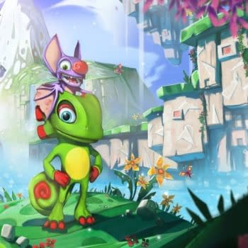 Yooka-Laylee Are The Protagonists Of 'That' Banjo Kazooie Spiritual Successor
