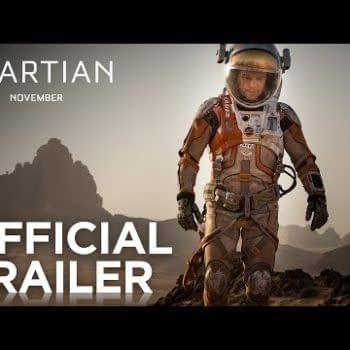 Ridley Scott Turns Matt Damon Into The Martian