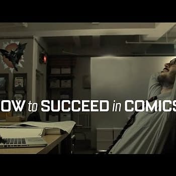 How To Rise To The Very Top At DC Comics &#8211 Part One (VIDEO)