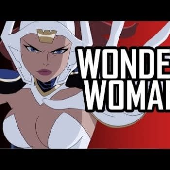 Wonder Woman Vs Giganta In 3rd Justice League: Gods And Monsters Chronicles