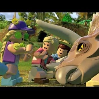 LEGO Jurassic World Is Out Today And Gets A Pretty Fun Launch Trailer