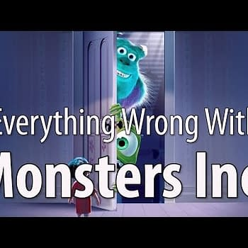 Over 14 Minutes Of Sins In Everything Wrong With Monsters Inc