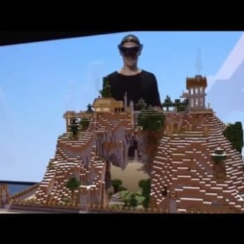 E3: This Minecraft HoloLens Demo Is A Sign Of The Future