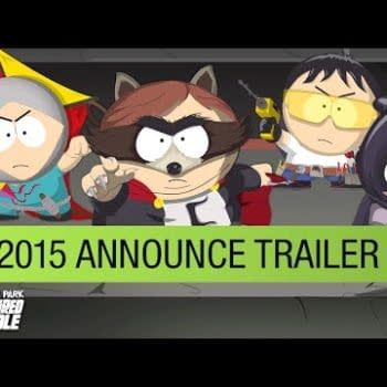 E3: New South Park Game Focused On Super Heroes Coming From Ubisoft
