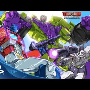 Transformers: Devastation Trailer Shows Off Shell Shaded Action