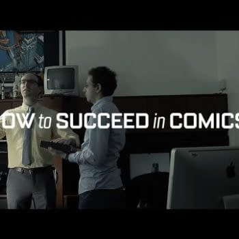 How To Succeed In Comics Part II – With Special Guest Star Scott Snyder (VIDEO)