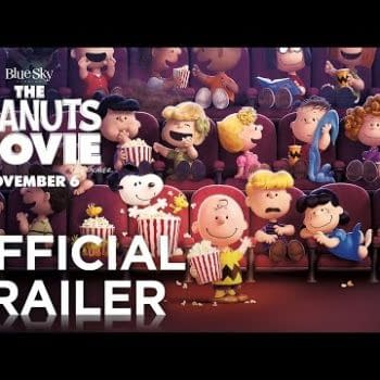 New Trailer For The Peanuts Movie Set To The Who