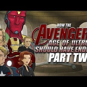 How Avengers: Age Of Ultron Should Have Ended Part 2