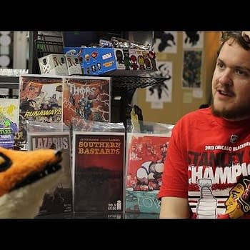 The Super Awesome Comic Review Show &#8211 PREZ Thors Low Black Canary Empty Zone Runaways The Fiction And Lazarus